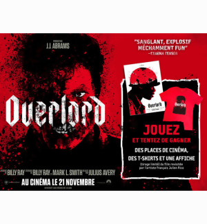"Jeu-concours ""Overlord"""